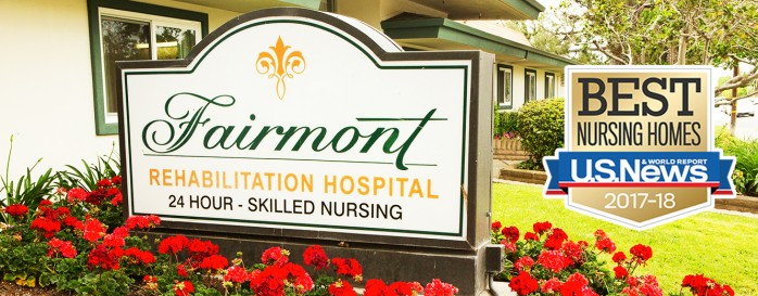 Fairmont Rehabilitation Hospital Recognized by US News & World Report